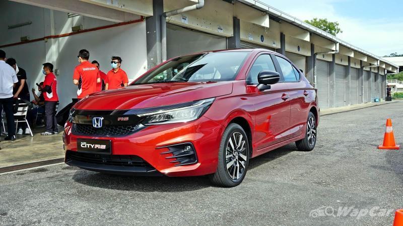 Rebiu: Memandu Honda City RS 2020 dengan enjin i-MMD pertama dunia di Malaysia 02