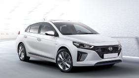 Hyundai Ioniq (2018) Exterior 002