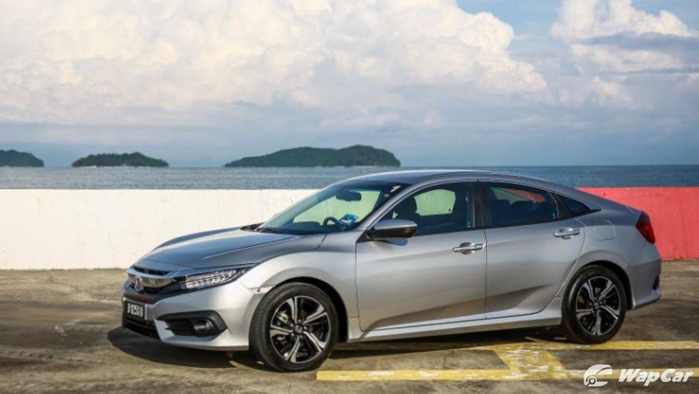 2018 Honda Civic 1.5TC Premium Exterior 006