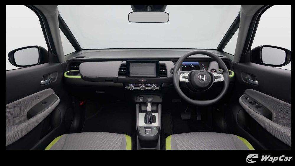 Honda Jazz (2020) Interior 005