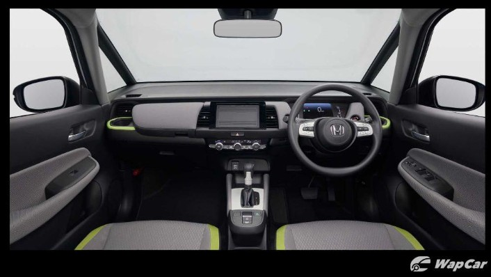 Honda Jazz (2020) Interior 005