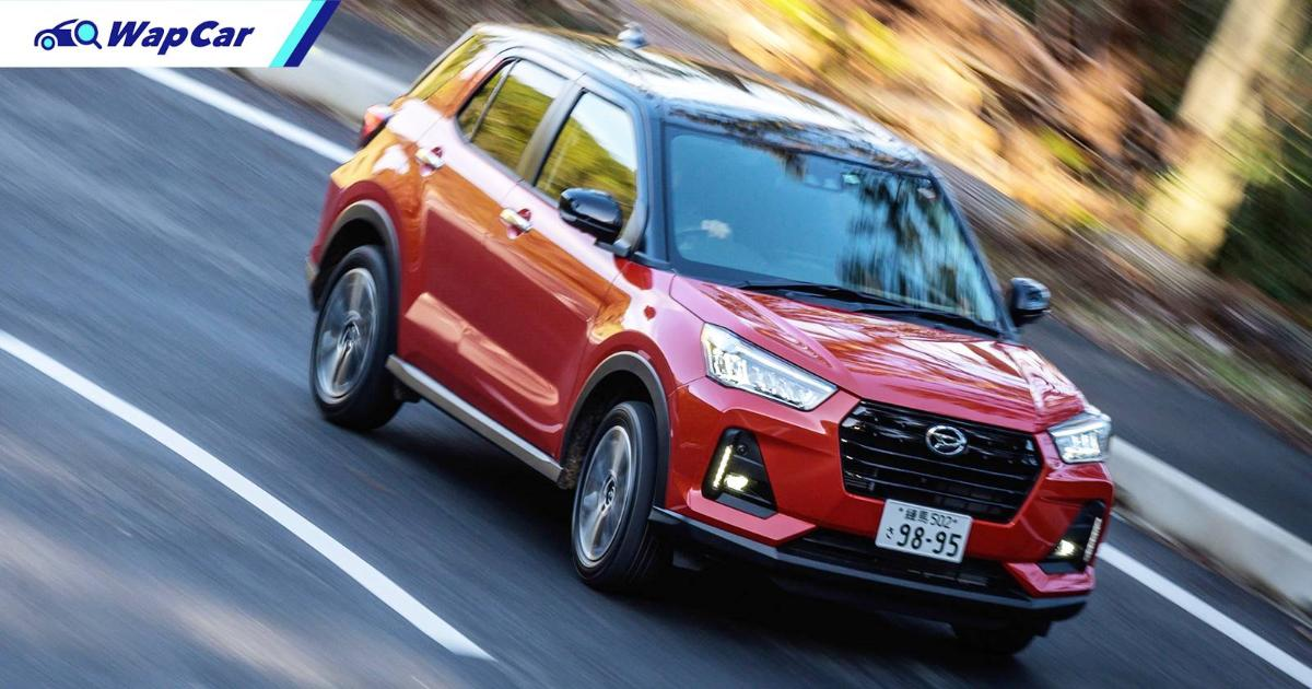 Indonesian-specs 2021 Perodua D55L to get 1.2L engine option 01