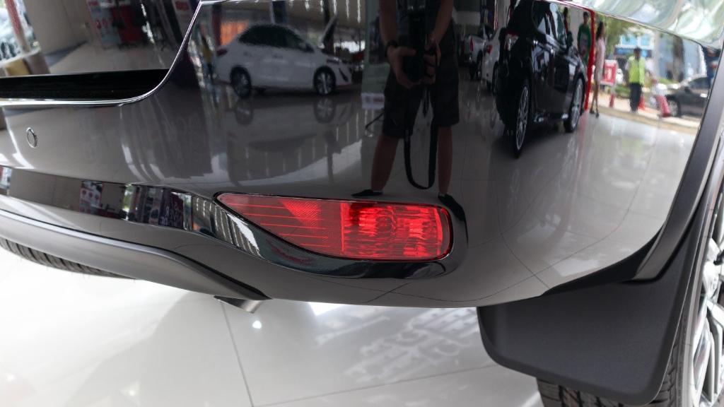 2018 Toyota Fortuner 2.7 SRZ AT 4x4 Exterior 015