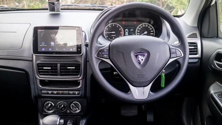 2019 Proton Saga 1.3L  Premium AT Interior 002