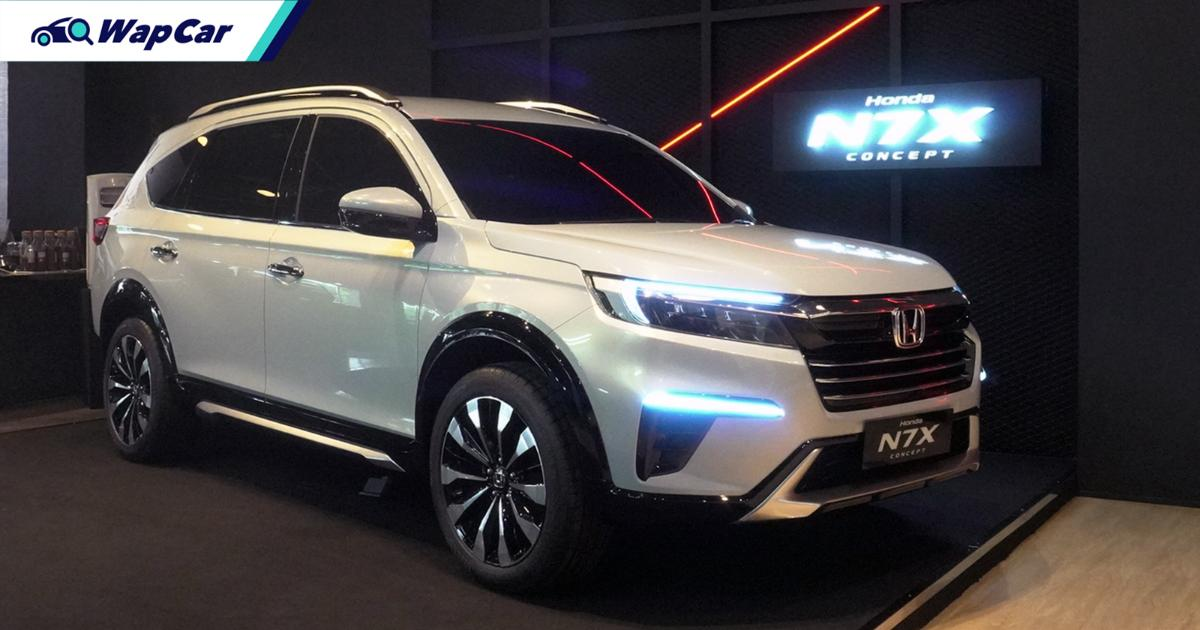 Hang on, Honda N7X may not replace BR-V - upscale, bigger 7-seater SUV to debut in August 01