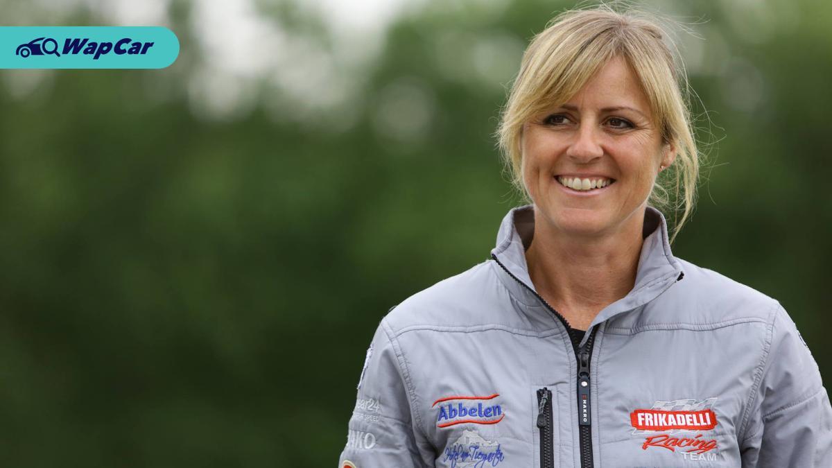 Top Gear host Sabine Schmitz reveals her cancer battle 01