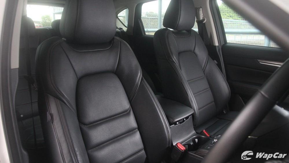 2019 Mazda CX-5 2.5L TURBO Interior 085
