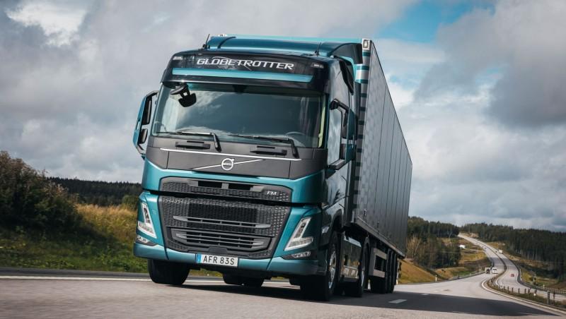 Volvo FM, lebih 'visibility'. Sumber: Volvo Trucks