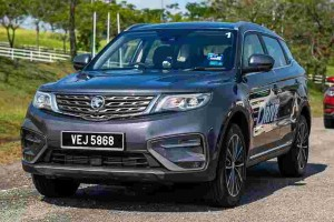 2020 Proton X70 CKD launched - Up in features, down in price, from RM 94k