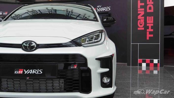 2021 Toyota GR Yaris Exterior 008