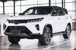 Next-gen Toyota Fortuner to debut in 2022 - hybrid engines, better ADAS, new tech!
