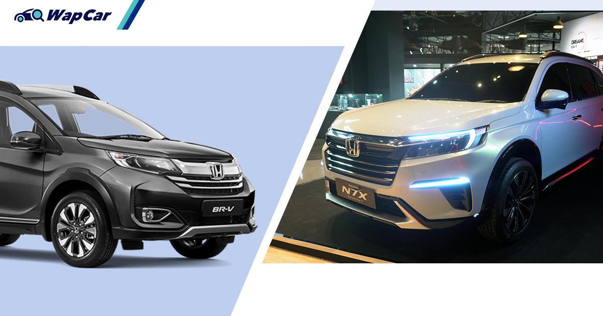 Honda BR-V generasi baru perlu naik taraf ini untuk mencapai maqam 'king MPV'? 01