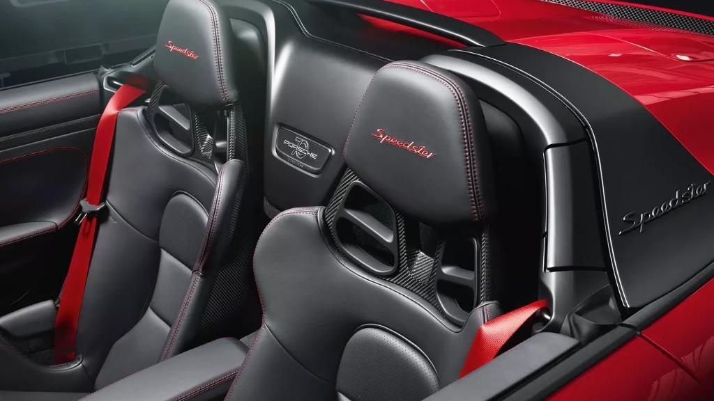 2019 Porsche 911 911 Speedster Interior 005