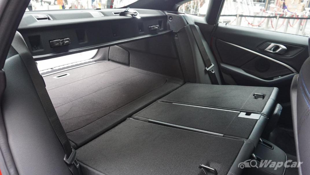 2020 BMW 2 Series 218i Gran Coupe Interior 102