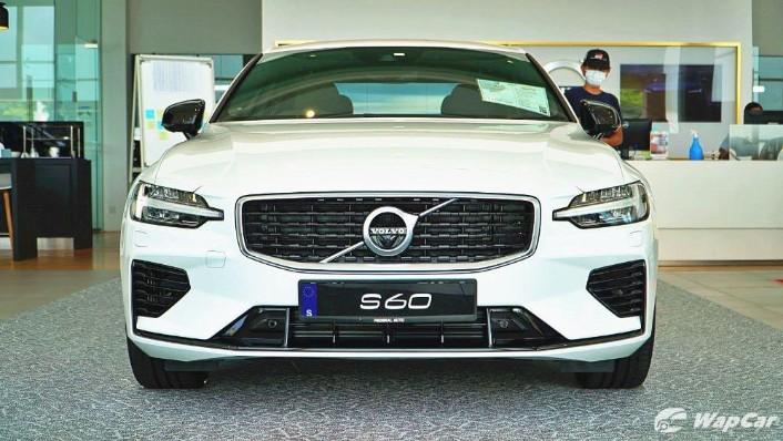 2020 Volvo S60 T8 PHEV R-Design Exterior 002