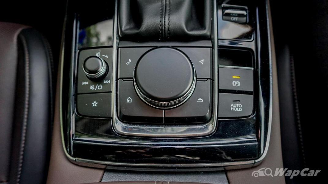 2020 Mazda CX-30 SKYACTIV-G 2.0 High Interior 020