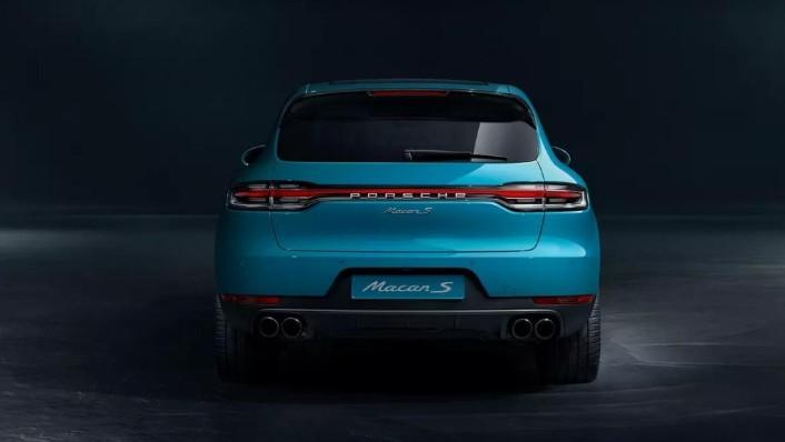 Porsche Macan (2019) Exterior 007
