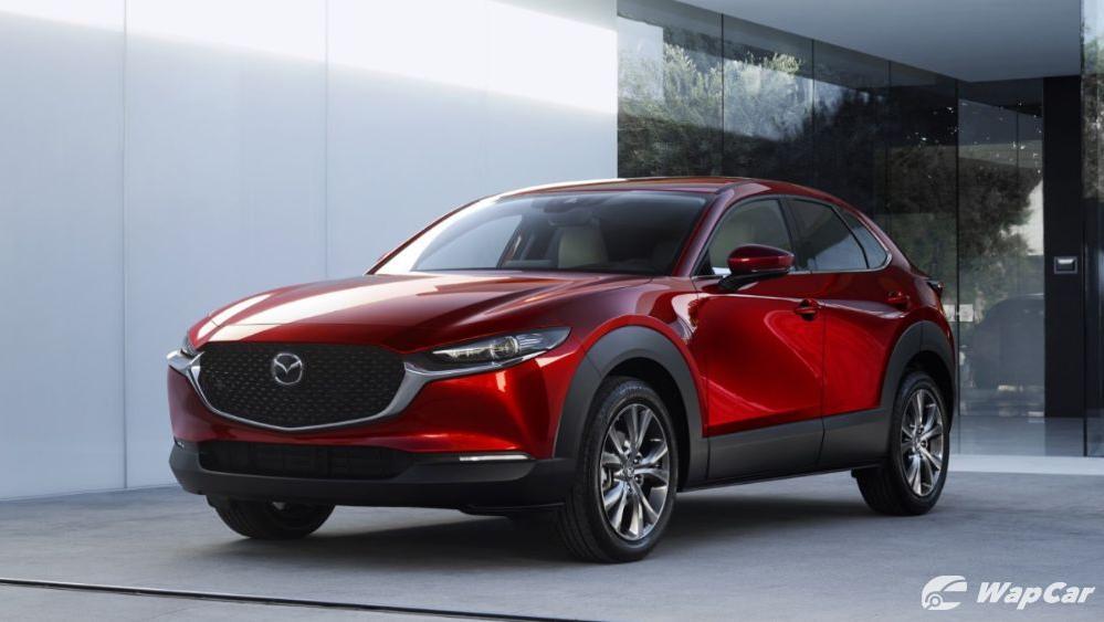 2020 Mazda CX-30 Exterior 034