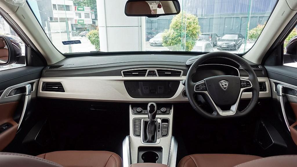 2018 Proton X70 1.8 TGDI Premium 2WD Interior 001