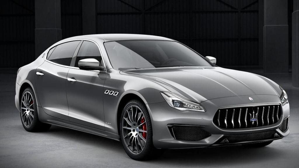 Maserati Quattroporte (2019) Exterior 006