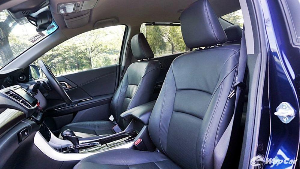 2018 Honda Accord 2.4 VTi-L Advance Interior 074