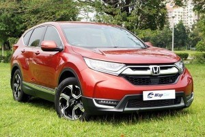 Deal breakers: Honda CR-V – love its practicality and fuel economy, not its cabin noise