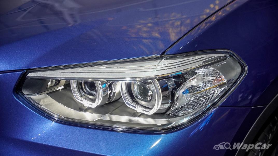 2021 BMW X3 sDrive20i Exterior 009