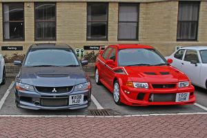 Mitsubishi UK auctioning off 14 heritage models including Evo VI TME, Evo IX MR, and 3000GT