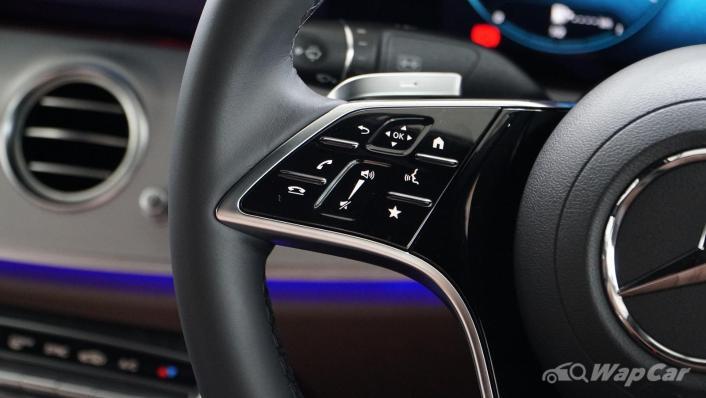2021 Mercedes-Benz E-Class E200 Avantgarde Interior 003