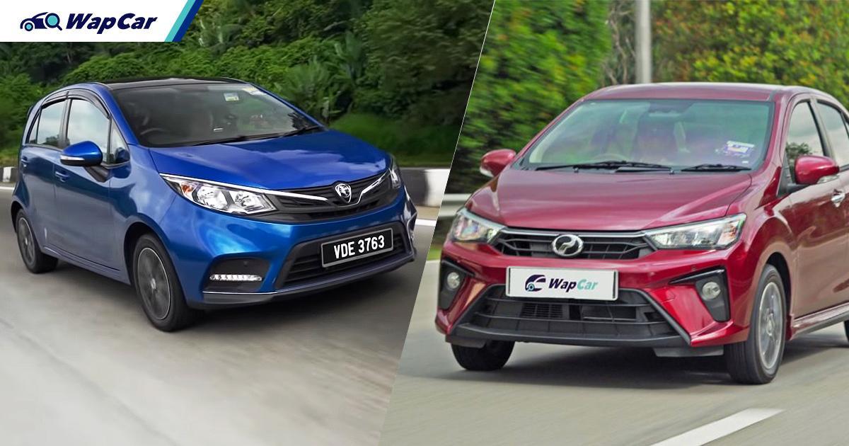 Gaji saya RM 2,500, kereta baru apa yang boleh dibeli? Ini adalah 5 cadangan kami! 01