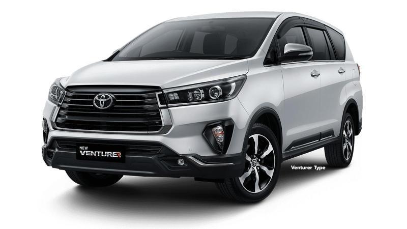 Toyota Innova facelift 2021 diacah: Tempahan dibuka hari ini, pelancaran tidak lama lagi? 02