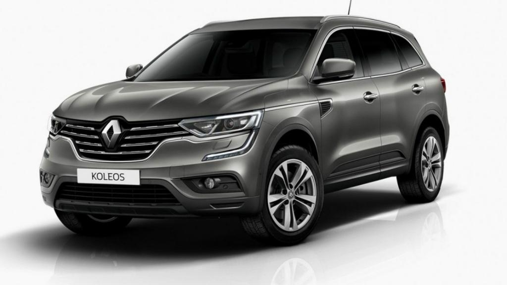 Renault Koleos (2019) Others 002