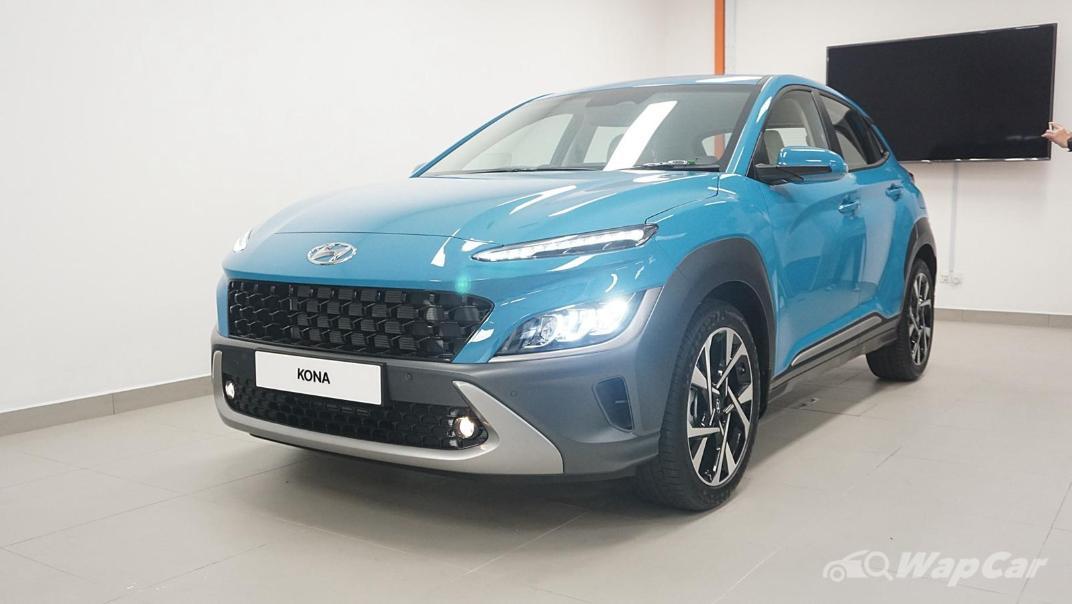 2021 Hyundai Kona 2.0 Active Exterior 007