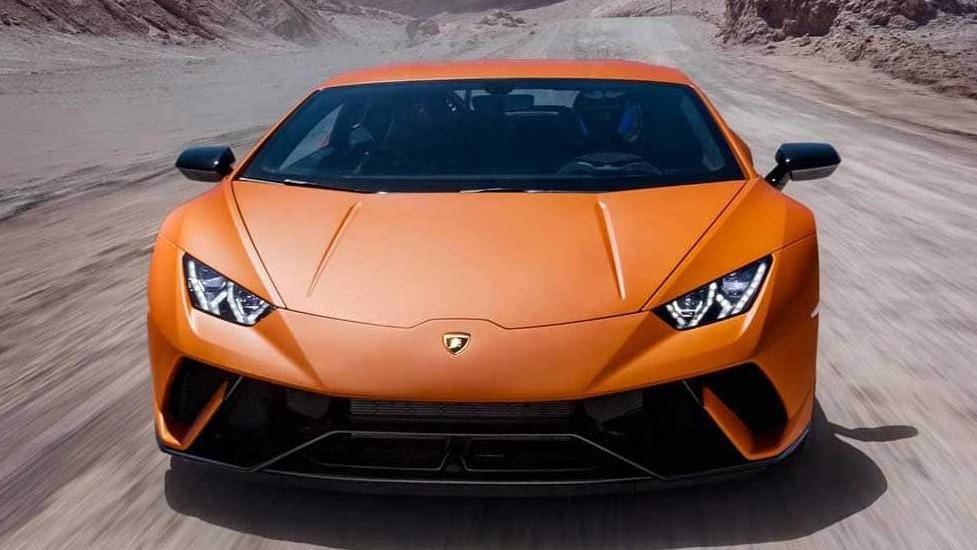 Lamborghini Huracán (2017) Exterior 013