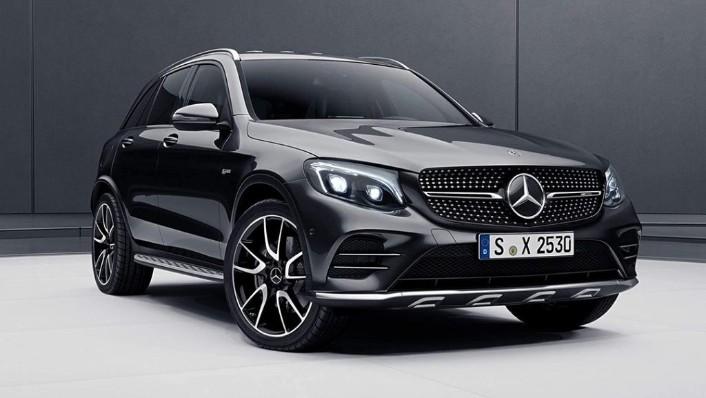 2018 Mercedes-Benz AMG GLC AMG GLC 43 4MATIC (CKD) Exterior 003