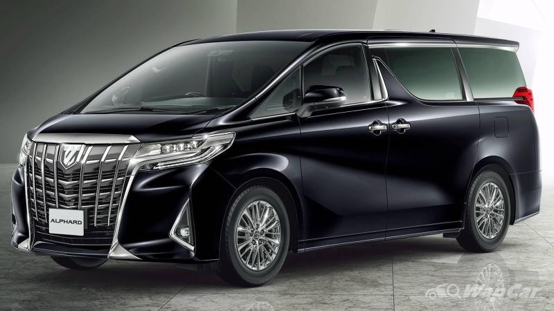 Toyota Alphard baharu bakal guna platform TNGA dan enjin hybrid dipertingkat, pelancaran tahun 2022! 02