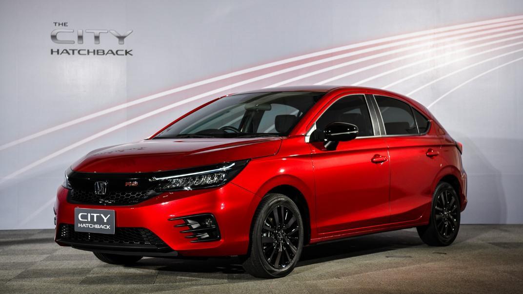 2021 Honda City Hatchback International Version Exterior 041