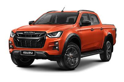 2019 Isuzu D-MAX Single Cab 3.0L 4x4 MT