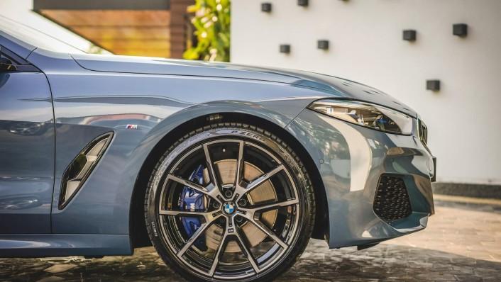 2020 BMW 8 Series 840i Gran Coupé M Sport Exterior 009