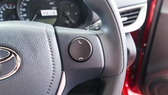 2019 Toyota Yaris 1.5E Interior 008