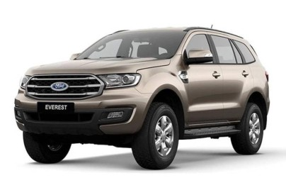 2017 Ford Everest 3.2 Titanium AT AWD