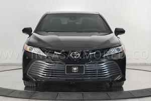 This unassuming Toyota Camry can withstand bombs and bullets