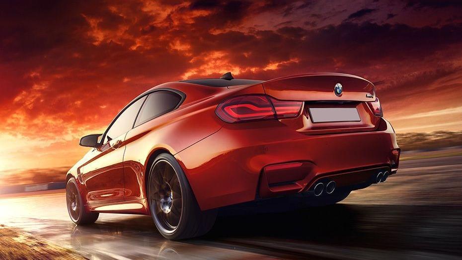 BMW M4 Coupe (2019) Exterior 005
