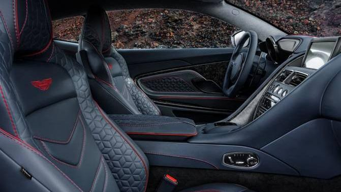 Aston Martin DBS Superleggera (2019) Interior 005