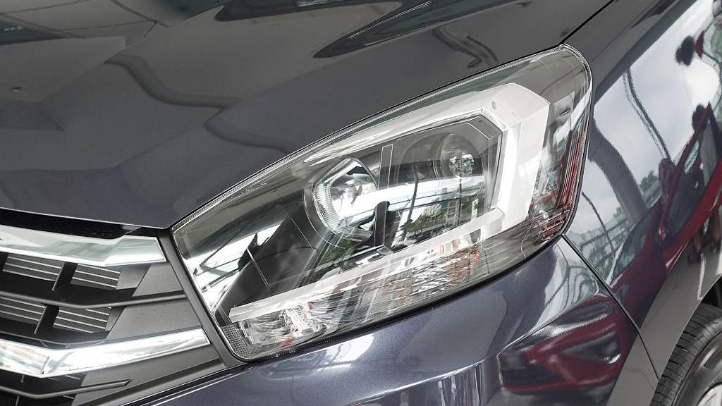 2018 Perodua Axia SE 1.0 AT Exterior 018