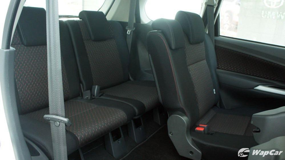 2019 Toyota Avanza 1.5S Interior 010