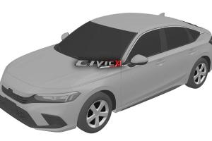 Intipan: 2022 Honda Civic generasi baru. Rekaan imej yang lebih matang?
