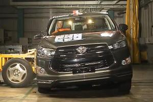 Another 5-star ASEAN NCAP rating for Toyota with the 2021 Toyota Innova