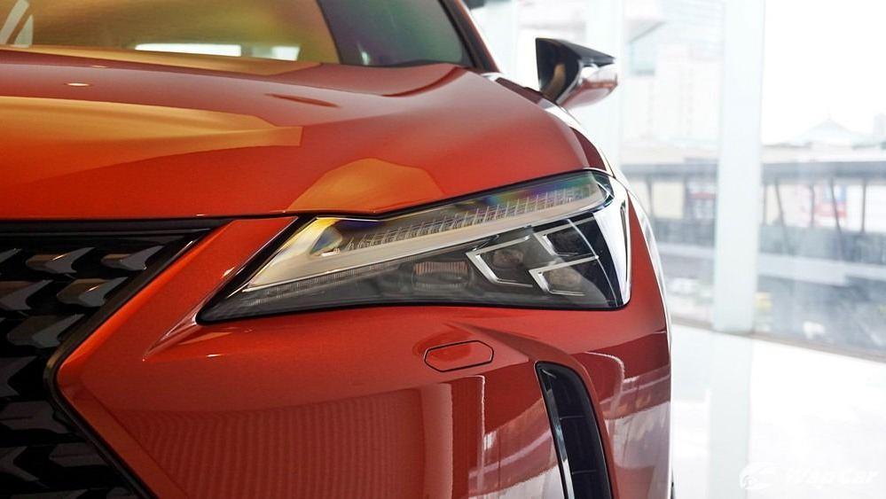 2020 Lexus UX 200 Urban Exterior 012