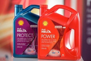 Shell Helix Power and Shell Helix Protect introduced, specially designed for different driving styles